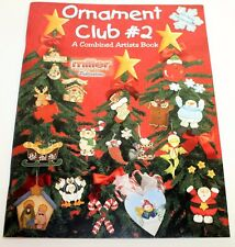 Homemade Christmas Ornaments, Miller Woodcrafts Ornament Templates Planning Book