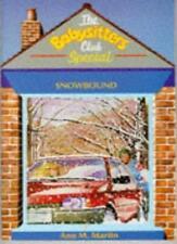 Snowbound (Babysitters Club Specials),Ann M. Martin