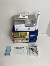 *READ* Hydro Floss Oral Plaque Control Irrigator 7618.034 Dental Hygiene 4 Tips