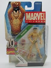 "Marvel Universe 2009 SDCC Exclusive Namor 3.75"" Action Figure New In Box"