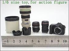 L39-02 1/6 scale Slr cameras set model