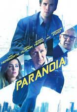 Paranoia DVD-2013-Liam Hemsworth-Gary Oldman-Harrison Ford-Amber Heard-Lucas Til
