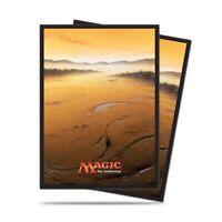 Ultra PRO 80 Magic the Gathering Deck Protector Sleeves Mana 5 Plains 86454 MTG