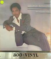 George Benson Vinyl LP - In Your Eyes. Warner Brothers Label 1983. Picture Inner
