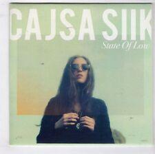 (GQ641) Cajsa Siik, State Of Low - DJ CD