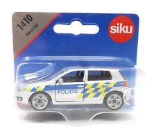 Siku metall Edition Tschechien 1410 VW Golf VI Polizei Policie Auslandsmodell