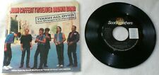 Vintage 1985 45 Rpm Vinyl Fabulous Beaver Brown Band Tough All Over W/Sleeve