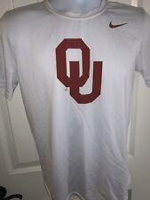 Oklahoma Sooners Nike Tee Dri Fit Small