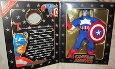Marvel Famous Covers CAPTAIN AMERICA  Mint In Box 1998