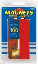 "100lb Pull Strong Industrial Handle Magnet Source 4""x.75"" Master Magnetics 07214"