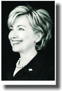 Hillary Clinton - US Secretary of State - Print POSTER