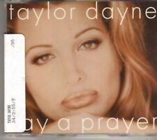 (BX239) Tayor Dayne, Say A Prayer - 1995 DJ CD