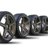 MB KV1 19 Zoll Felgen Alufelgen für Mercedes C E Klasse W204 Coupe C207 SLK R172