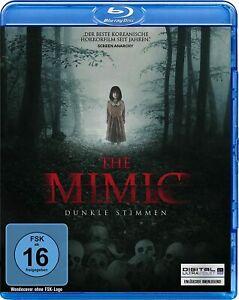 The Mimic - Dunkle Stimmen - Koreahorror  Blu-ray/NEU/OVP