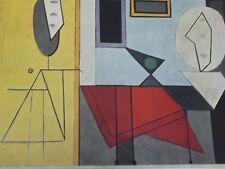 The Studio Print Vintage 25106 Pablo Picasso