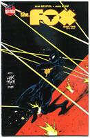 The FOX #2, NM, Paul Pope, Mark Waid, Variant, 2014, more Indies in store