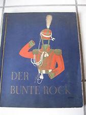 Der bunte Rock 1932 Uniformen Album Neuerburg Köln 251 Sammelbilder fast kpl.