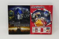 Transformers (DVD, 2007) & Transformers: Revenge of the Fallen (DVD, 2009)