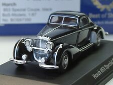 Bos Horch 853 speciale Coupe, Nero - 87350 - 1:87