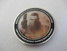 Spec Ops The Line Video Game 3D Challenge Coin
