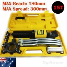 15T Hydraulic Bearing Garage Gear Puller Heavy Duty Set Separator Hub Tool  AU