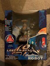 Lost In Space Battle Ravaged Robot Figurine