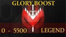 Destiny 2 Competetive 0-5500 Legend Rank Ps4