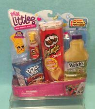 Original Red Pringles Shopkins Season 12 Real Littles 8-Pack In Hand. VHTF