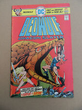 Beowulf  3 . DC 1975 .VG / FN