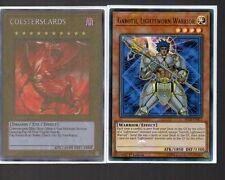 Yugioh Card - Ultra Rare Holo - Garoth Lightsworn Warrior BLLR-EN037 NEW