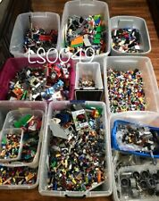OVER 500 WASHED 💯% LEGO EUC Loose Assorted Random Mix Lot MASTERS Star Wars