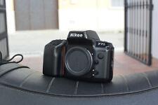 Cámara Nikon F70  AF Analógica (cuerpo)