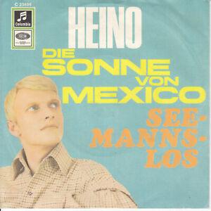 7 45 Heino - Die Sonne Von Mexico RARE NM Condition Single