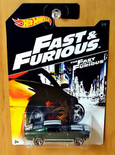 Hot Wheels Fast & Furious '67 Ford Mustang [Green] - New/Sealed/VHTF