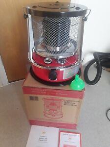 Double Tank Kerosine Heater/ Stove/ Lantern Bnib . Rrp £74 . Now £38.99