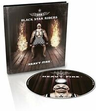 BLACK STAR RIDERS HEAVY FIRE  LIMITED DIGIBOOK CD ALBUM (New Release 2017)