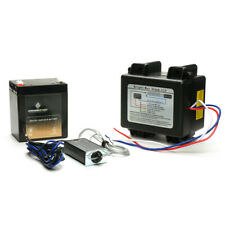Breakaway Kit w/ Charger, Switch & Battery for Trailers with Electric Brakes