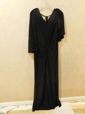 Club L Women's Black Maxi  Dress Size 20 ____________________R15C2