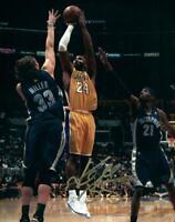 Kobe Bryant Autographed Signed 8x10 Photo ( HOF Lakers ) REPRINT ,.