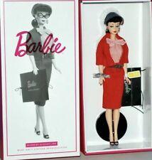 VINTAGE 1960 #1 Busy Gal Barbie Doll Curley Bangs  PONYTAIL 2019 Barbie