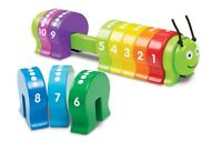 Melissa and Doug Counting Caterpillar - Educational Colourful Counting Toy