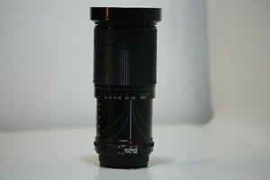NIKON (Per) VIVITAR 28-210/3,5-5,6 MC Macro focusing Zoom (f 72mm) japan