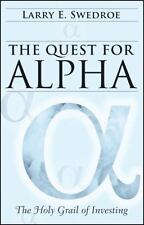 Quest for Alpha : The Holy Grail of Investing-ExLibrary