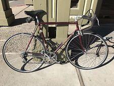 Vintage Guerciotti Classic Italian road bike 80s Campagnolo Super Record 1 OWNER