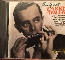 LARRY ADLER - The Great Larry Adler - CD