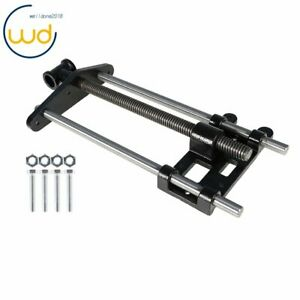 """10"""" Woodworking Vise, Bench Front Vise Wood Clamp Cast Iron 415mm Screw"""