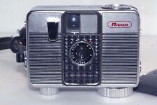 Vintage Ricoh Auto Half Camera w Case