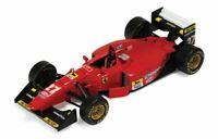 IXO Ferrari 412T1B 1994 Belgian GP Jean Alesi #27  1/43 IXOSF2294