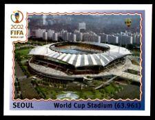 Panini World Cup Korea/Japan 2002 - Seoul - World Cup Stadium No. 5
