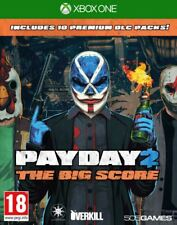 Payday 2: The Big Score | Xbox One New
